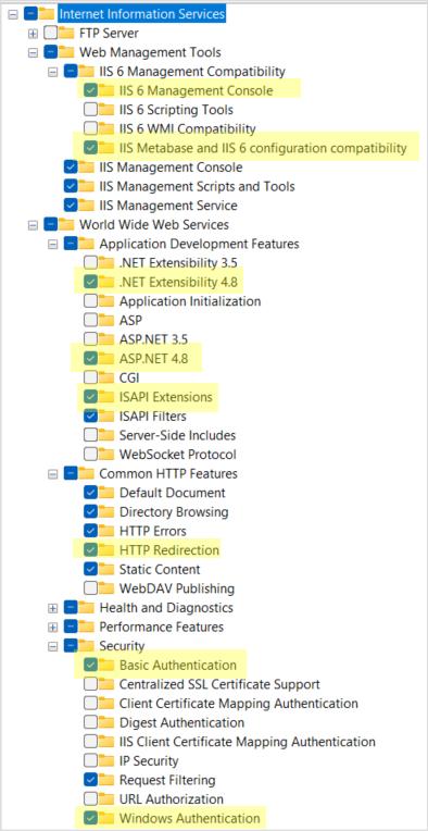 Windows Server Configuration